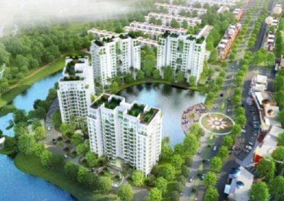 Citra Lake Suites Jakarta